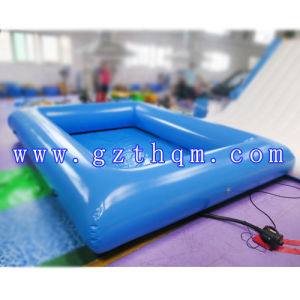 Inflatable Family Size Swimming Pools/0.9mm PVC Tarpaulin Inflatable Water Pool pictures & photos