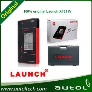 DHL Fast Shipping 2016 Top-Rated 100% Original Launch X431 Master IV tool Free Update on Line pictures & photos