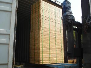 Bamboo Pallets, Bamboo Board, Bamboo Plywood for Block Making Machine pictures & photos