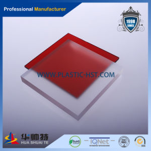 100% Pured Hot Sell High Quality Cast Plastic PMMA Sheet pictures & photos