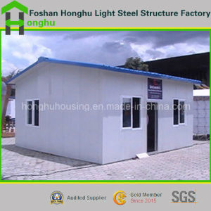 Prefabricated House Competitive Price Recycle Prefab House pictures & photos