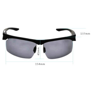Multi-Function Touch Control Wireless Bluetooth Headset with Sunglasses Glasses Function pictures & photos