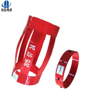 API 10d Bow Spring Slip-on Integral Casing Centralizer pictures & photos