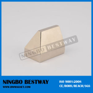 High Performance Trapezoid Neodymium Magnet Power Generator China pictures & photos