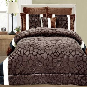 Classic Luxury Patchwork Quilt (NA1423-1)