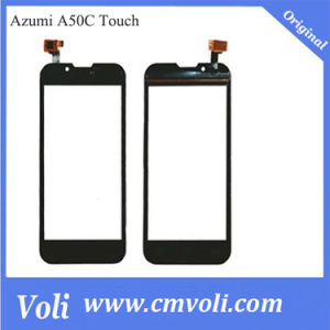 Original Mobile Phone Touchscreen Digitizer for Azumi A50c pictures & photos