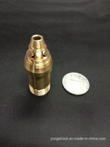 Precision Machining Copper Valve Core Nozzle for Welding Cutting