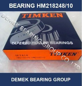 Hot Sell Timken Inch Taper Roller Bearing Hm218248/10 Set414 pictures & photos