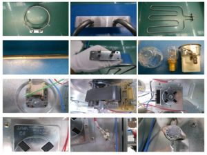Food Machine, Commercial Electric Pizza Maker, Bread Oven pictures & photos
