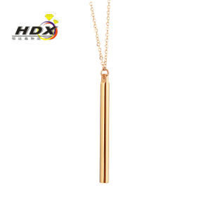 Fashion Stainless Steel Jewelry Pendants Gold Necklaces Gift (hdx1129) pictures & photos