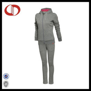 Latest Design High Quality Womens Training Tracksuit pictures & photos