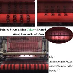 Printing Stretch Film 28mic PE pictures & photos