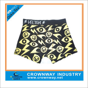 Men′s Custom Print Boxer Shorts with High Quality pictures & photos