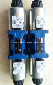 Rexroth Hydraulic Vale Solenoid Valve4we10d5xofeg24n9k4m pictures & photos