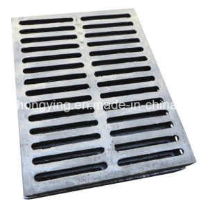 Cast Iron Outdoor Drain Cover