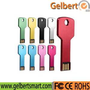 Free Sample Metal 8GB Key USB Flash Drive Bulk pictures & photos