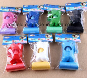 Dog Poop Bag Plastic Scented Pet Waste Bag pictures & photos