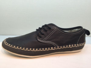 Wholesale Manufacture Leather Shoes for Male