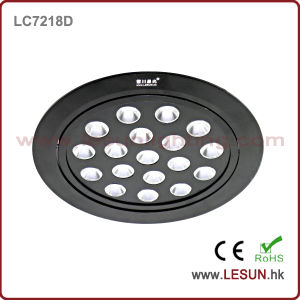 Profession 12X3w Recessed LED Ceiling Downlight for Watches Shop LC7212k pictures & photos