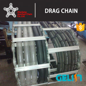 Steel Cable Roller Chain Tie Flexible Machine Cable Channel for Cable Suspension Bridge pictures & photos