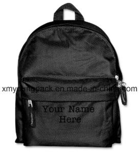 Black Small Backpack Bag Fashion Backpack pictures & photos