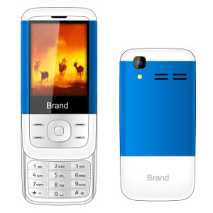 2.4 Inch Qvga Screen Cell Phone, Spreadtrum 6531 Chip Slide Mobile Phone pictures & photos