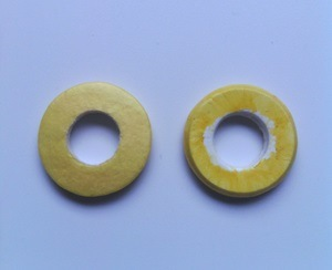 Open Hole Flute Pads by Double Skin
