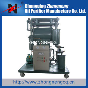 Single-Stage Vacuum Contaminated Insulation Oil Purification Unit pictures & photos