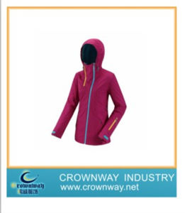 Sport Outdoor Waterproof Ski Winter Jacket for Women pictures & photos