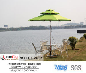 Top Quality Best Seller Advertising Promotion Beach Sun Parasol pictures & photos