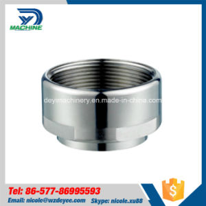 Sanitary Stainless Steel NPT Female Thread Pipe Adapter pictures & photos