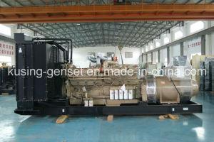 30kVA-2250kVA Diesel Open Generator with Cummins Engine (CK310000)