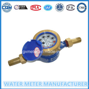 Gx-Brand Multi-Jet Dry Dial Type Water Meter (Dn15-25mm) pictures & photos