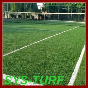 Popular Artificial Grass for Tennis Court pictures & photos