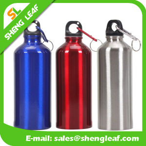 Water Bottles Plastic Material Shaker Bottle with Custom Logo (SLF-WB017) pictures & photos