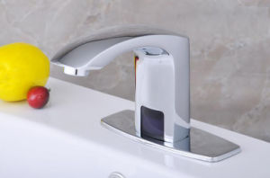 Automatic Sensor Water Tap for Wash Basin pictures & photos