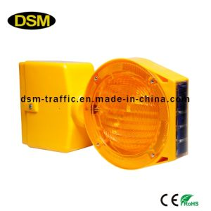 Traffic Solar Warning Light/ Traffic Solar Waning Lamp (DSM-2S) pictures & photos