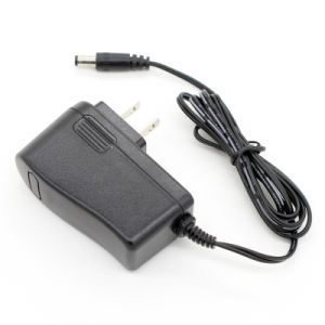 15W Series External Wall-Mount 15V1a AC/DC Switch/Switching Power Adapter for Us Plug pictures & photos