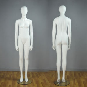Standing Female Window Mannequin for Boutique pictures & photos