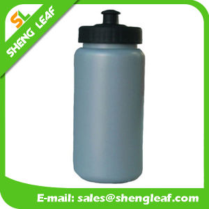New Kids Water Bottle Plastic Drinking Bottle with Straw (SLF-WB011) pictures & photos