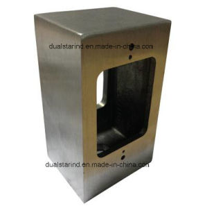 Aluminum Enclosure with Gravity Casting and Sand Casting