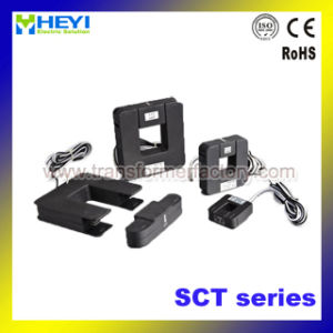 Sct Series Low Voltage Precision Split Core Current Transformer Clamp on Current Transformer Manufacturer pictures & photos