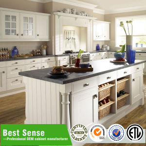 Traditional American Style Solid Wood Kitchen Furniture pictures & photos