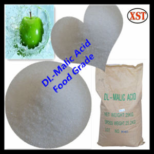 Malic Acid/Dl-Malic Aci/ L-Malic Acid Suppliers CAS: 617-48-1