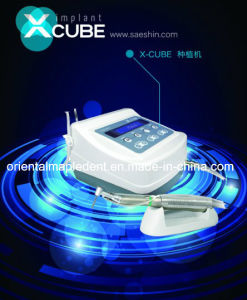 Dental Korea Saeshin X Cube Implant Machine with 20: 1 Handpiece (without light) pictures & photos