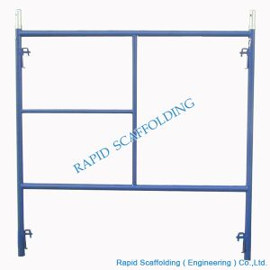Blue System High Quality Steel Q235 Mason Frame Scaffolding pictures & photos