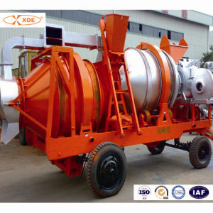 30ton/Hour Mobile Asphalt Mixing Plant for Building