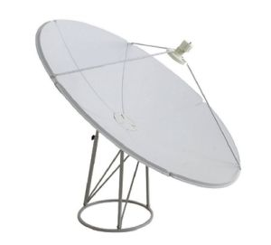 C-Band 120cm Satellite Antenna with SGS pictures & photos