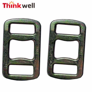 Forged Carbon Steel Zinc Plated One Way Adjustable Buckle pictures & photos