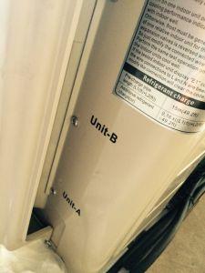 Dual Zone Mini Split Air Conditioner pictures & photos